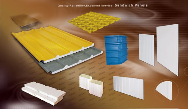 ساندویچ پانل|ورق|پوشش سوله هرمزگان - صنعت ساختمان - آگهی رایگان